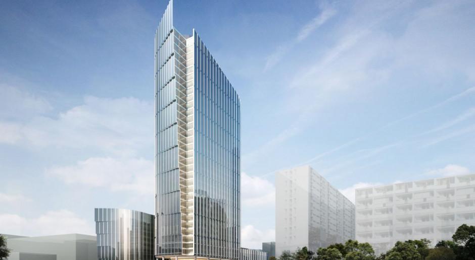 WeWork z gigantyczną powierzchnią do coworkingu w Mennica Legacy Tower