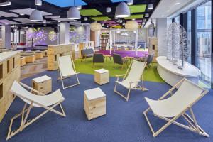 Najnowsze biuro AstraZeneca. Przestrzeń, która łączy ludzi