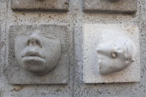 Gdyński Banksy pokazuje kolejną pracę