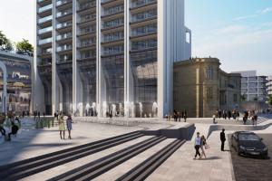To najnowszy projekt Zaha Hadid Architects. Wieżowiec powstanie na Malcie