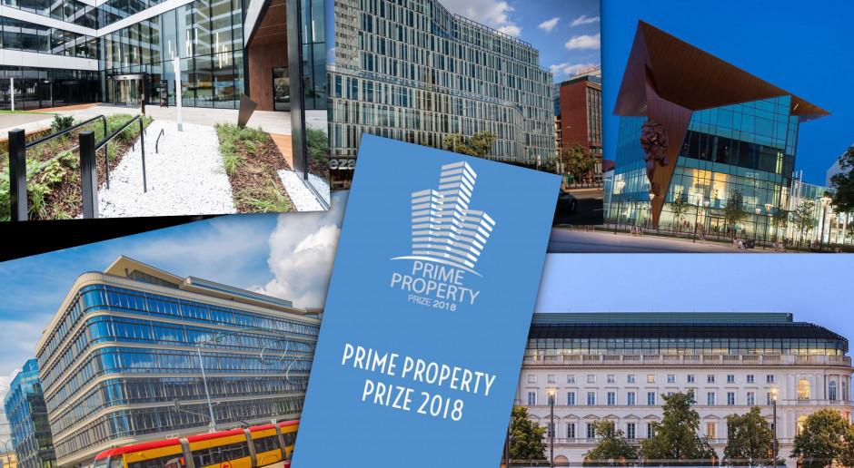 Prime Property Prize 2018: Ostatni tydzień głosowania!