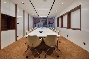 Luksusowa, prestiżowa i elegancka - taka jest warszawska siedziba firmy prawniczej Kochański Zięba i Partnerzy