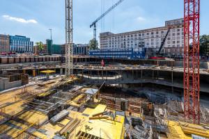 Jak się zmieni skyline Warszawy po zakończeniu budowy Varso?