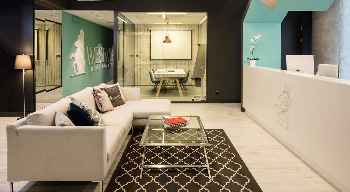 Oto designerskie biuro Westwing Home & Living