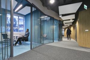 Zdrowe zielone biura vs hałas