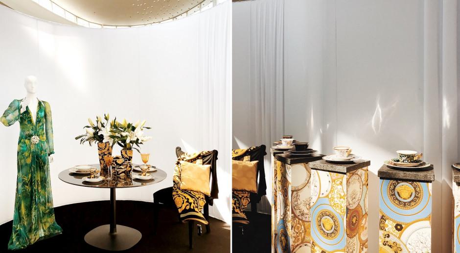 Gdy Rosenthal spotyka Versace - niezwykła wystawa w Domu Mody Klif