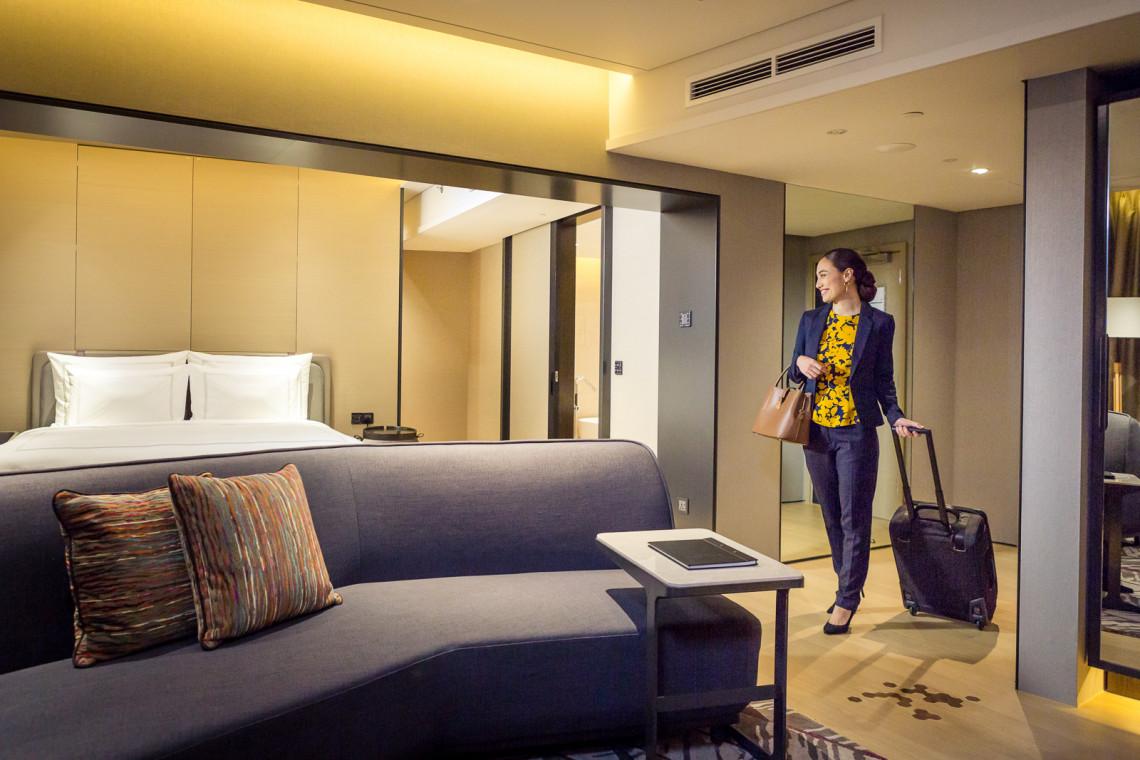 Jeden z najsłynniejszych obiektów AccorHotels staje się hotelem... inteligentnym