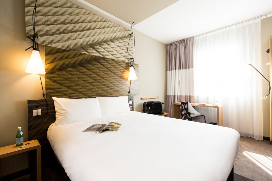 Pierwszy taki hotel na Litwie. Oto designerski i eko ibis Vilnius Centre