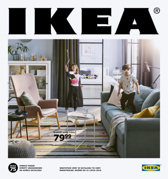 Nowy Katalog Ikea 2019 To Wyjątkowe Nowości I Zaskakujące