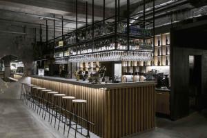 Restauracja serwująca kuchnię azjatycką i zarazem klimatyczny bar. A do tego design, który zachwyca!