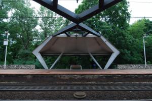 Przystanek kolejowy Warszawa Powiśle zabytkiem