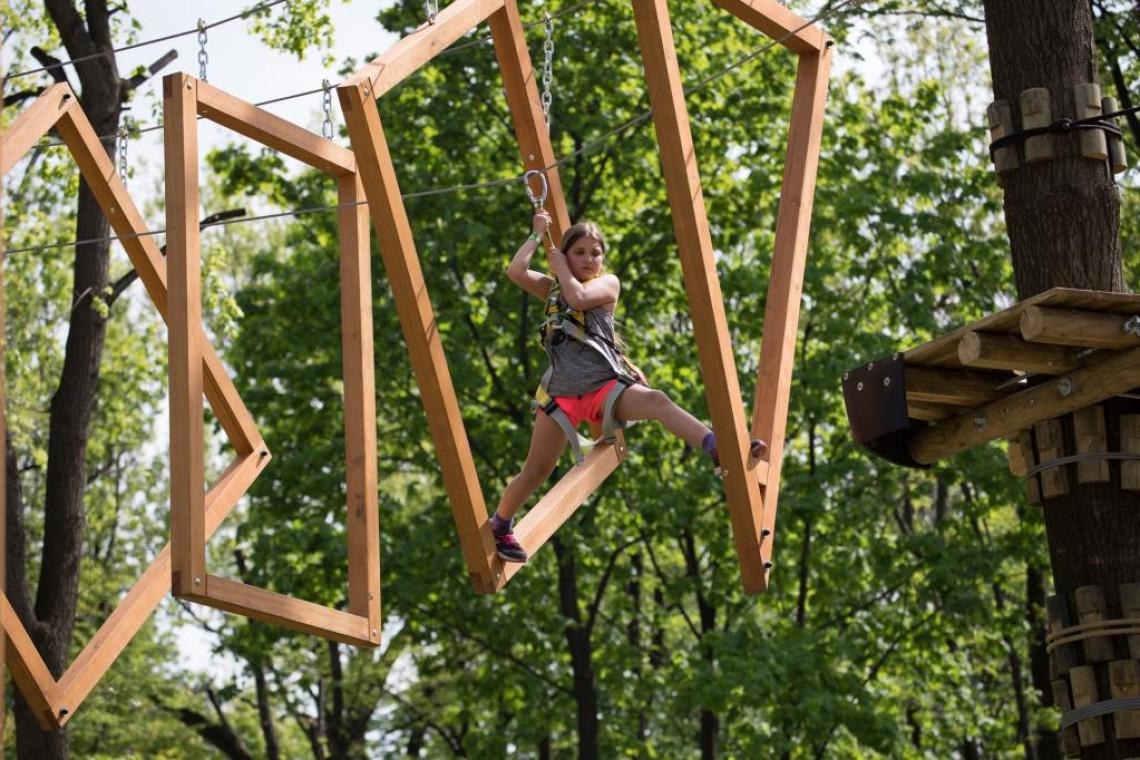 Park przy Gemini Park Bielsko Biała z nowymi atrakcjami. W planach Arena Trampolin