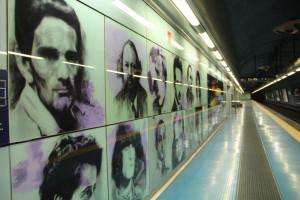 Stacje metra niczym galerie sztuki. Wśród nich jedna z najpiękniejszych na świecie