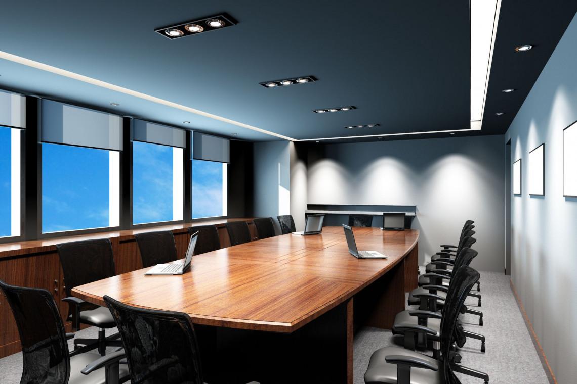 Oświetlenie w biurze. Jak zaprojektować idealne pomieszczenie do pracy?