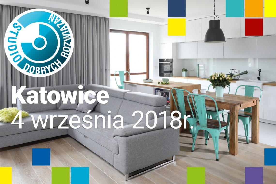 Studio Dobrych Rozwiązań już dzś w Katowicach