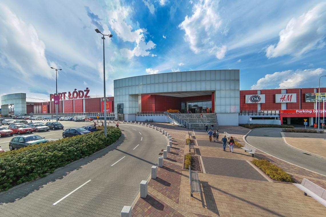 Port Łódź inwestuje w tereny zewnętrzne. Stawia na rekreację