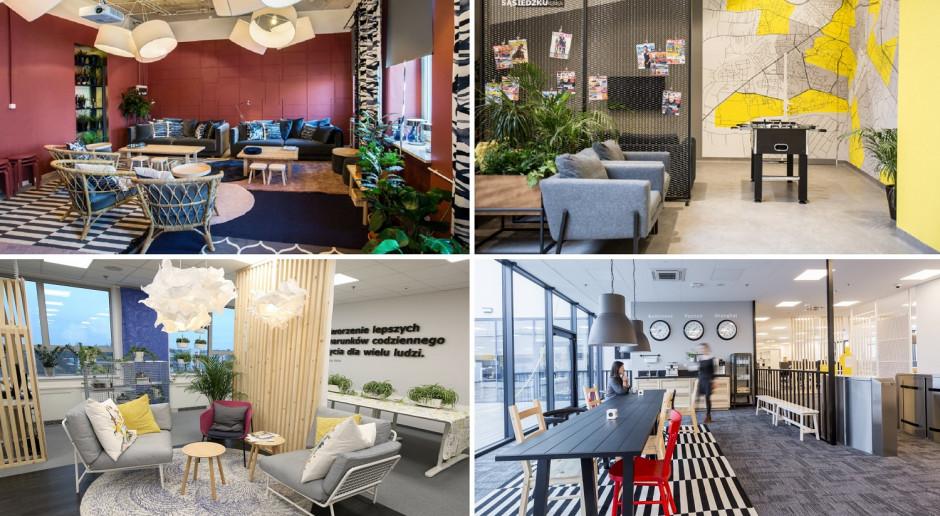 TOP 10: Wnętrza made by IKEA. Oto biura, czytelnie, centra spotkań i kawiarnie sygnowane marką szwedzkiego giganta