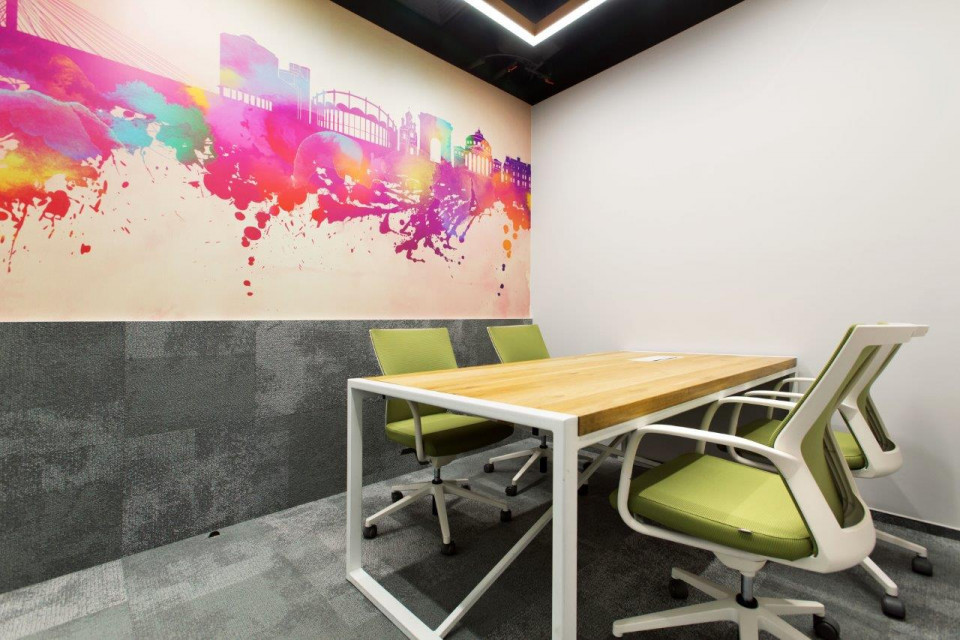 Oto najnowszy projekt pracowni Bit Creative. Tak się pracuje w biurze firmy z branży FMCG
