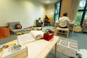 Do BUŁy z dzieckiem – nowy pokój do nauki otwarty!