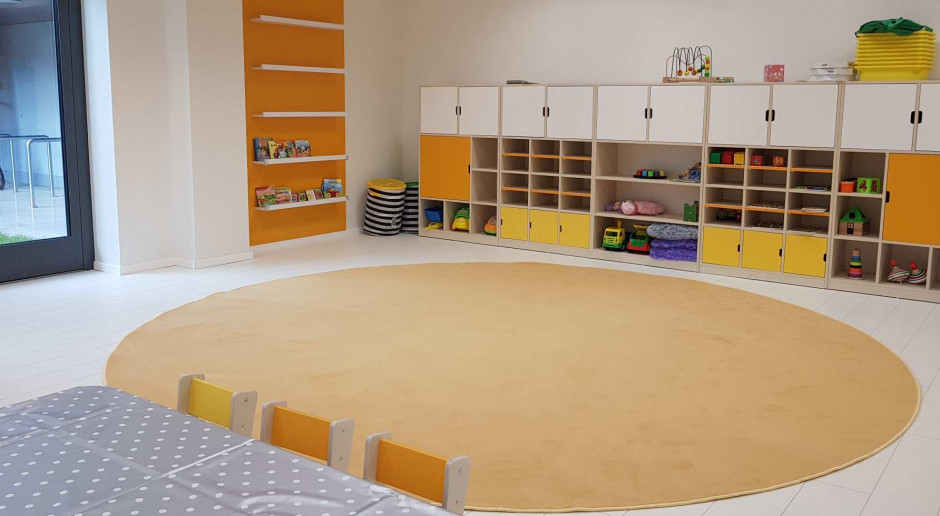 Kolejne przedszkole w biurowcu. To już prawdziwy trend!