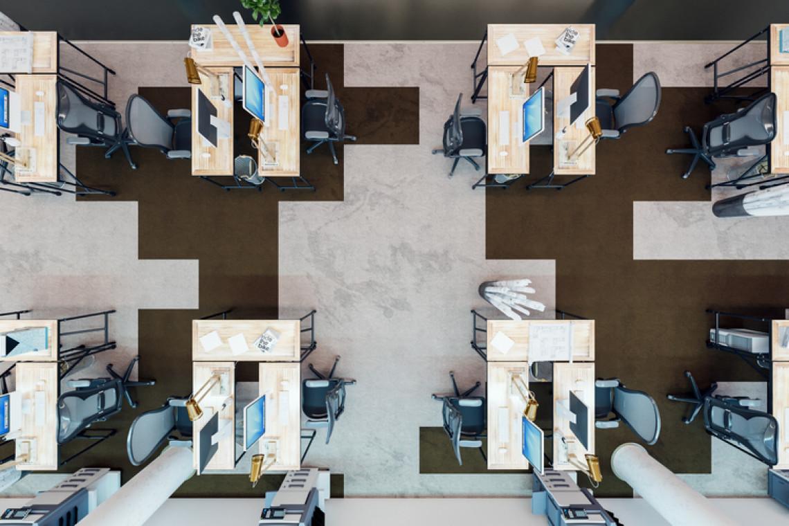 Raport: Czas na zmiany w miejscach pracy, czas na workplace strategy