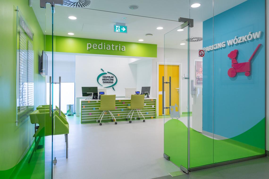 Tak wygląda najnowsze Centrum Medyczne Damiana w Warszawie. Lokalizacja i wnętrze zaskoczyły