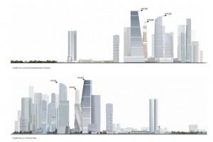 To będzie drugi najwyższy budynek w Europie. Gigant stanie w Moskwie