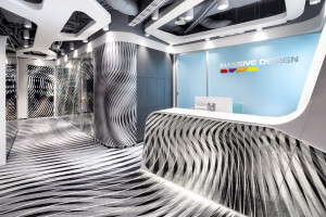 Tak pracują architekci z Massive Design! Specjaliści od projektowania biur zaprojektowali własną siedzibę