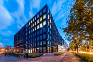 Biurowiec Green2Day oficjalnie otwarty. To efekt współpracy Skanska i Zbigniewa Maćkowa