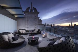 TOP: Dachy hotelowe, z których widok zapiera dech w piersiach
