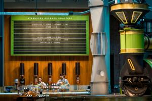 To chyba najpiękniejsza kawiarnia Starbucks na świecie!