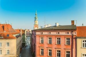 Poznań przebudowuje kolejną ulicę