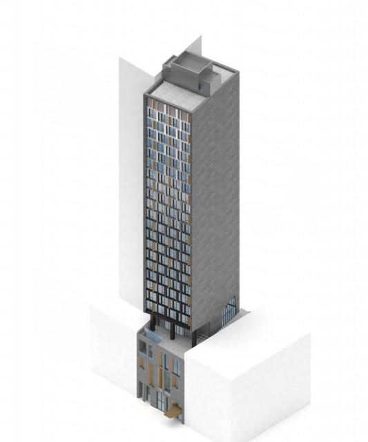 Powstaje najwyższy hotel modułowy na świecie!