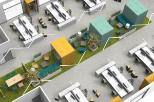 """Czy da się """"uratować"""" koncepcję open space?"""