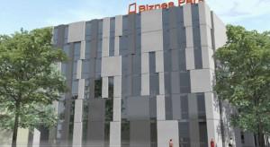W Bydgoszczy powstaje nowa biurowa bryła