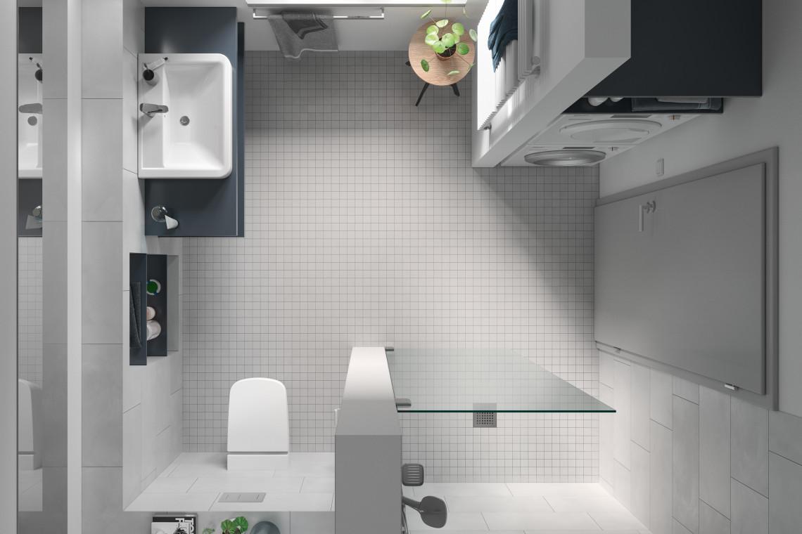 Jak zaprojektować funkcjonalną łazienkę?