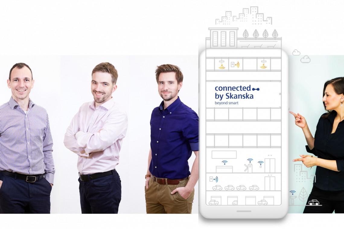 """PropTech Festival: Budynki biurowe jeszcze bardziej """"smart""""? To możliwe dzięki Connected by Skanska"""