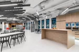 Oto nowe biuro Infor we Wrocławiu. Jest industrialnie i minimalistycznie