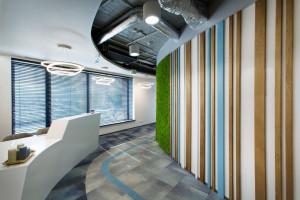 Biuro z widokiem na Wisłę. Oto najnowsza realizacja Bit Creative w The Tides