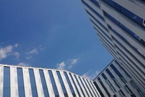 Ekologiczny V.Offices coraz bardziej widoczny