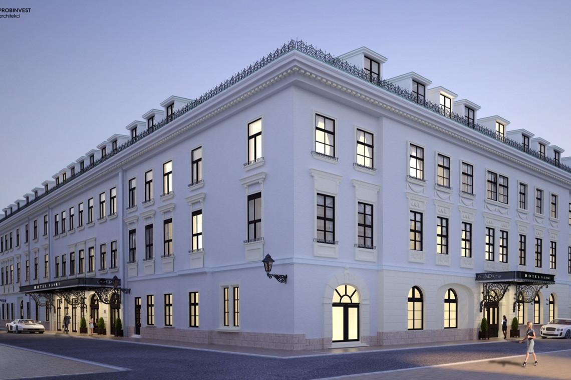 Pierwszy w Polsce hotel marki Curio Collection by Hilton powstanie w zabytkowym budynku w Krakowie