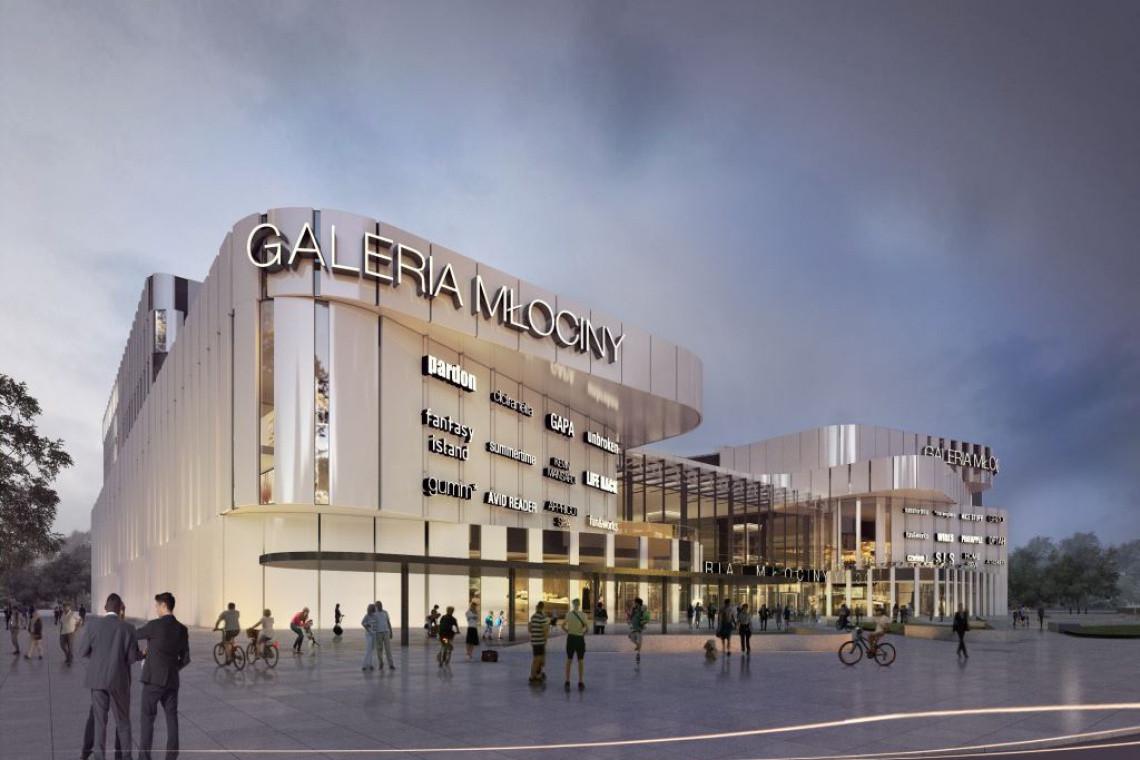 Architektura centrów handlowych powinna być prawdziwa