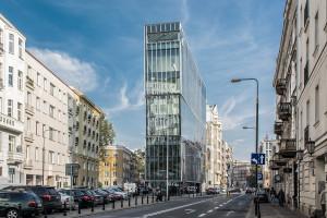 Gwiazdy architektury, designu i sztuki marblingu wspólnie dla jednego projektu. Coworking The Nest otwiera podwoje na wprost Hali Koszyki