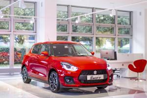 W Suzuki Motor Poland idzie nowe. Zmienia się standard wyglądu i wyposażenie salonów sprzedaży