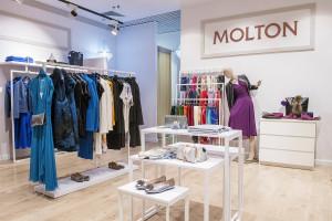 Oto najnowszy salon marki Molton