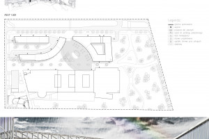 Studenci architektury zaprojektowali teren przy tyskiej Mediatece