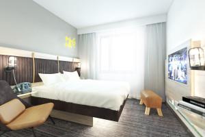Pierwszy w Polsce hotel Moxy już otwarty. To designerski hotel ze śląskim motywem