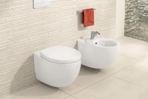 Organiczny design w łazience