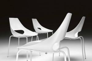 W nowym wymiarze - krzesła Metalmobil i Casprini