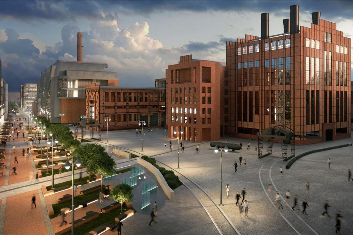 Już wiadomo, kto zaprojektuje rynek Kobro i wybuduje podziemną ulicę w NCŁ